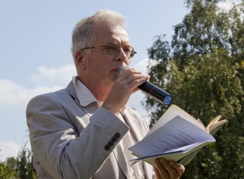 Piet van den Boom - stadsdichter Eindhoven